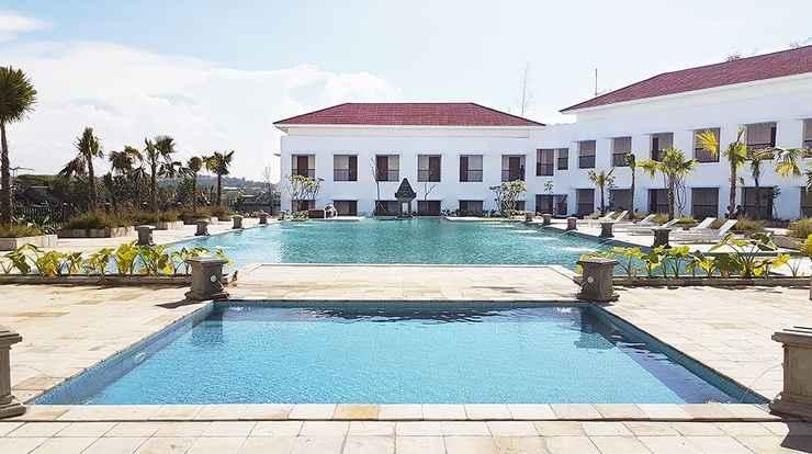 SWIMMING_POOL Allium Cepu Hotel
