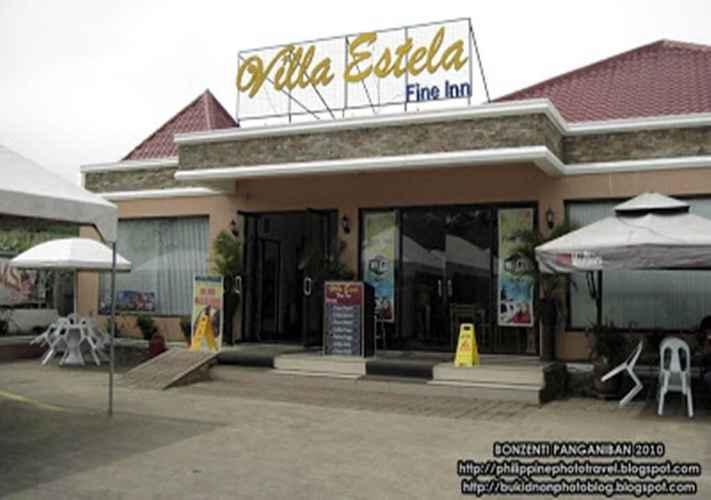EXTERIOR_BUILDING Villa Estela Fine Inn 1