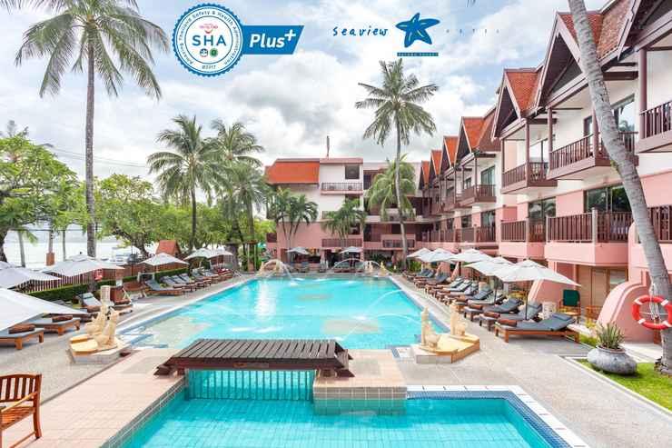 EXTERIOR_BUILDING Seaview Patong Hotel