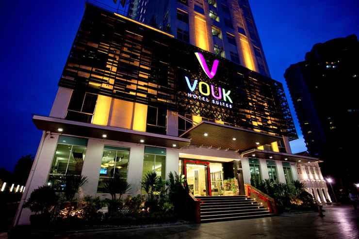 EXTERIOR_BUILDING Vouk Hotel By The Blanket