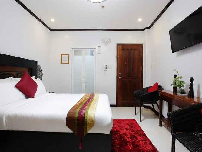 BEDROOM Coron Bancuang Mansion