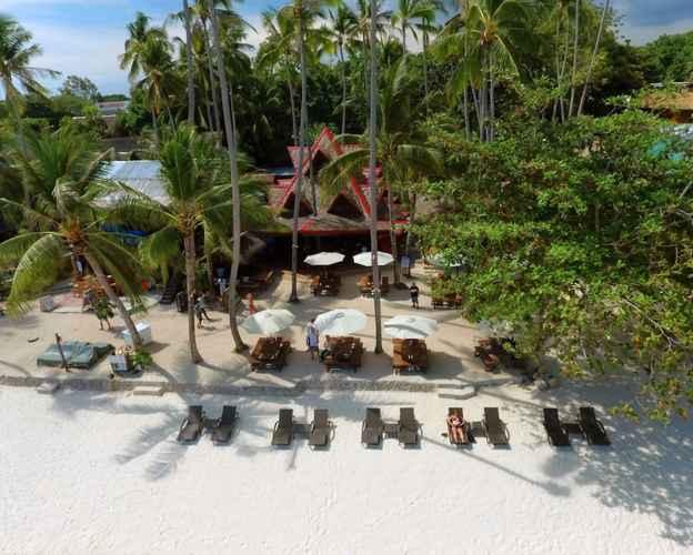 EXTERIOR_BUILDING Pyramid Beach Resort Bohol