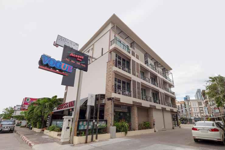 EXTERIOR_BUILDING OYO 1040 Access Inn Pattaya