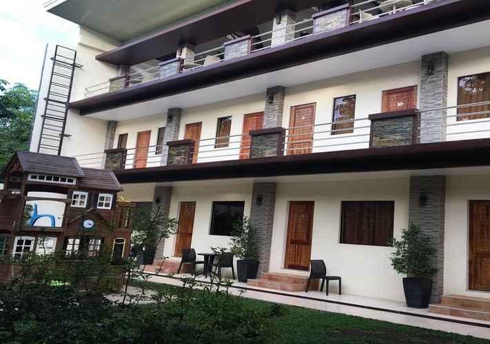 EXTERIOR_BUILDING Villa Estela Fine Inn 2