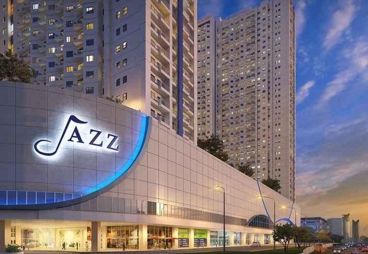 EXTERIOR_BUILDING Filnaija at Jazz Residences