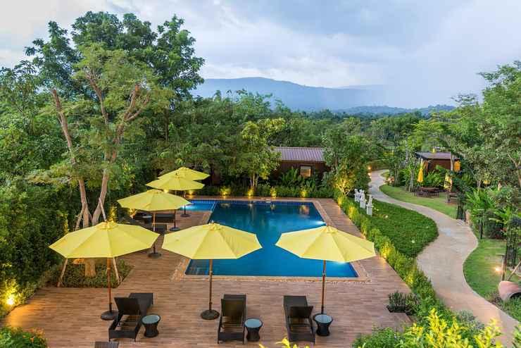 SWIMMING_POOL Limon Villa Khao Yai