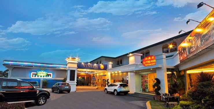 EXTERIOR_BUILDING Subic Bay Venezia Hotel