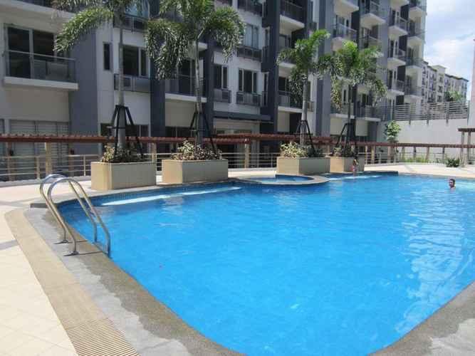 SWIMMING_POOL Palm Tree - Genlex Condominium