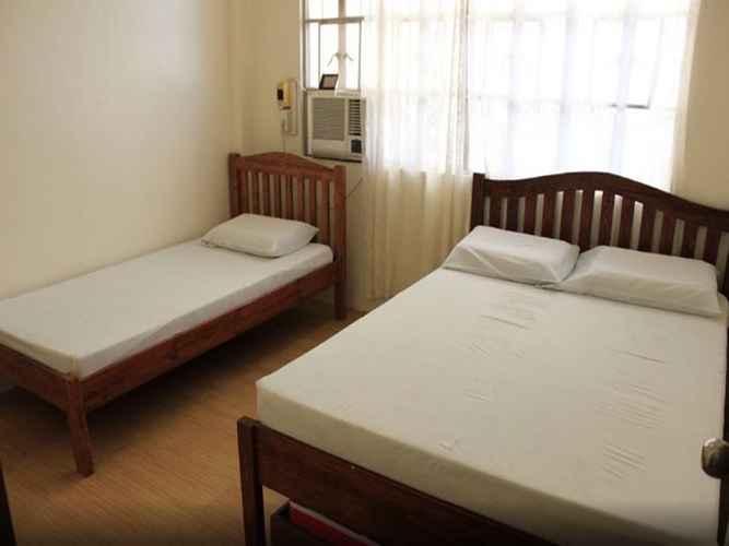 BEDROOM Coron Village Lodge