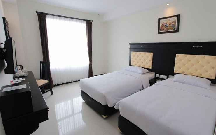 SAME Hotel Kendari Kendari - Deluxe Room Only - Twin Bed
