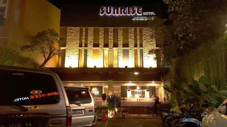 EXTERIOR_BUILDING Sunrise Hotel Jombor