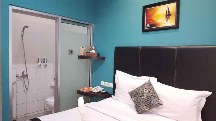 BEDROOM Sunrise Hotel Jombor