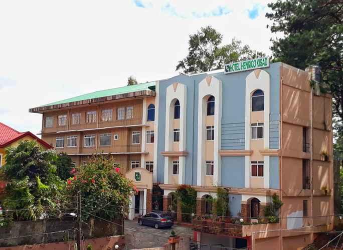 EXTERIOR_BUILDING Hotel Henrico - Kisad