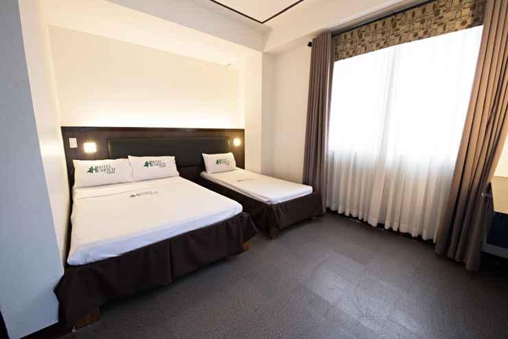 BEDROOM Hotel Henrico - Kisad