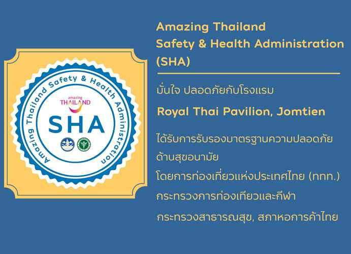HYGIENE_FACILITY Royal Thai Pavilion Jomtien Boutique