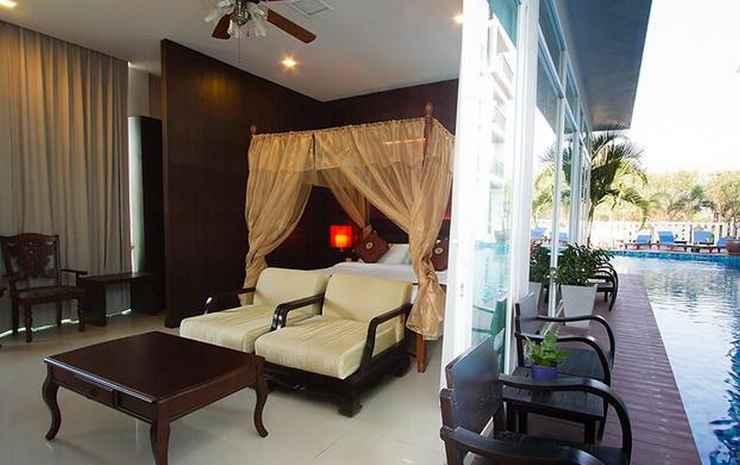 Royal Thai Pavilion Jomtien Boutique Chonburi - Villa Pool Access