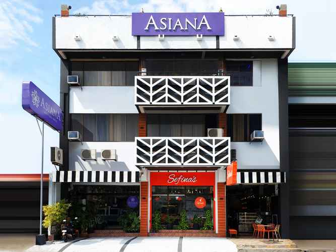 EXTERIOR_BUILDING Asiana Boutique Hotel