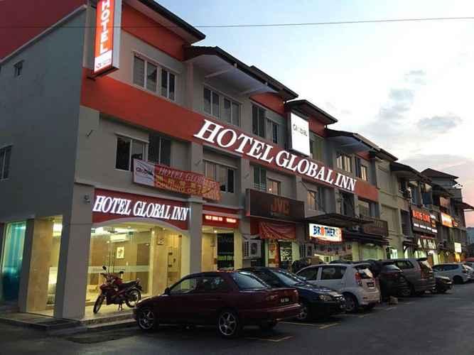 EXTERIOR_BUILDING Global Inn Hotel