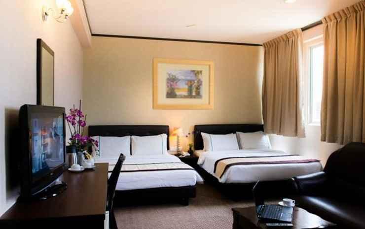 Hotel Vistaria Johor - Deluxe Family Room