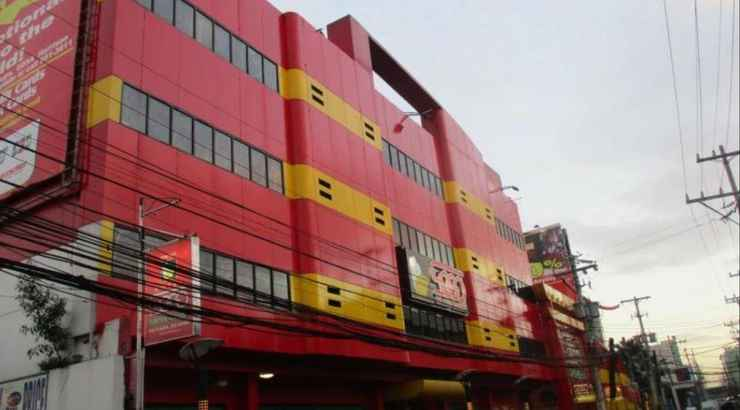 EXTERIOR_BUILDING Hotel Sogo EDSA Harrison