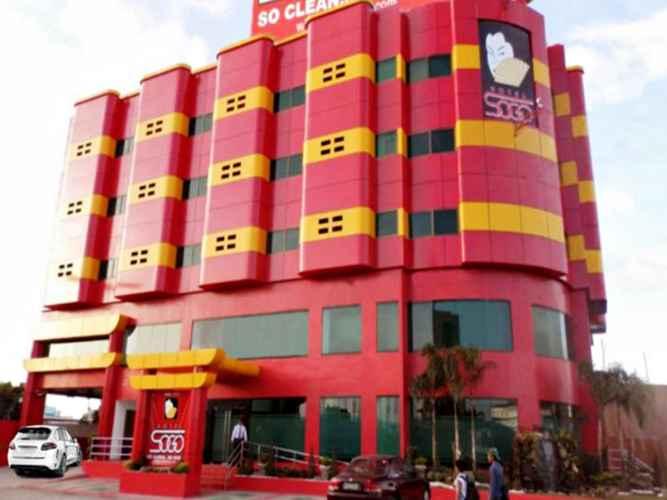 EXTERIOR_BUILDING Hotel Sogo Bacoor