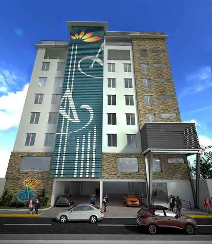 EXTERIOR_BUILDING Azia Suites and Residences