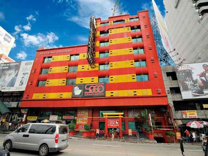 EXTERIOR_BUILDING Hotel Sogo Edsa Guadalupe
