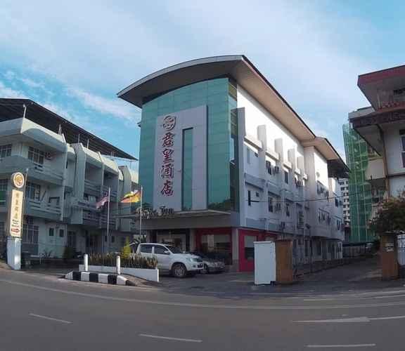 EXTERIOR_BUILDING Raja Inn Hotel