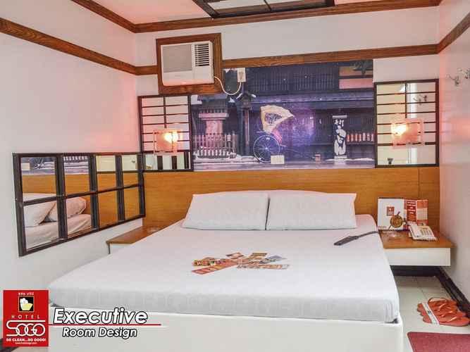 BEDROOM Hotel Sogo Aurora Boulevard - Cubao