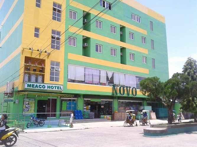 EXTERIOR_BUILDING Meaco Hotel Calbayog