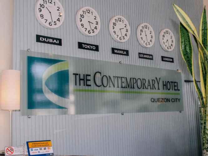 LOBBY The Contemporary Hotel