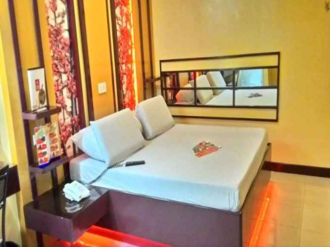 BEDROOM Hotel Sogo North Edsa