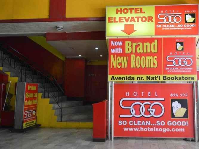 Hotel Sogo Avenida Santa Cruz Philippines