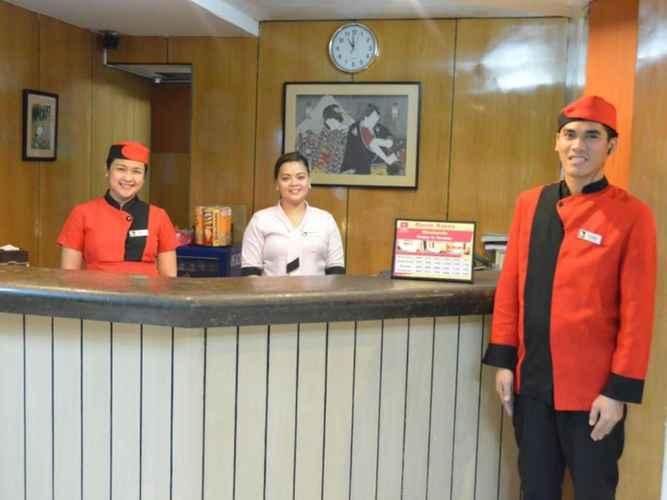 LOBBY Hotel Sogo Avenida