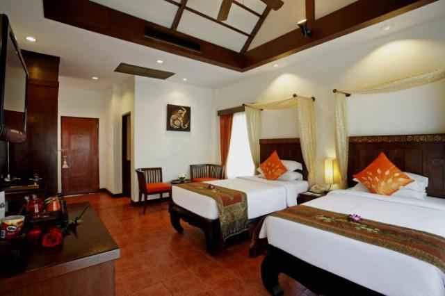 BEDROOM Diamond Cottage Resort & Spa