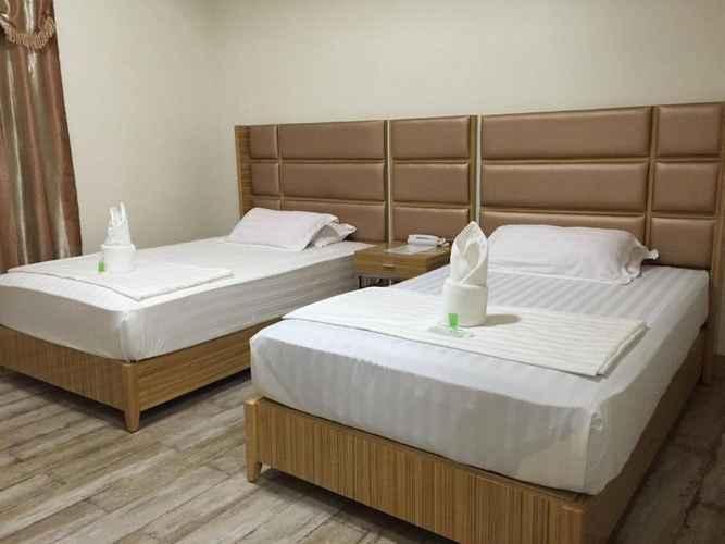 BEDROOM Meaco Hotel Solano