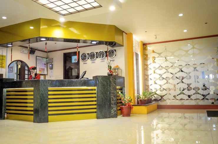 LOBBY Hotel Sogo LRT Monumento Station