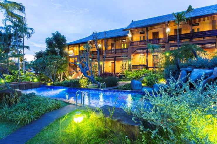 SWIMMING_POOL Getaway Chiang Mai Resort & Spa