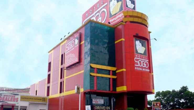 EXTERIOR_BUILDING Hotel Sogo Mexico Pampanga