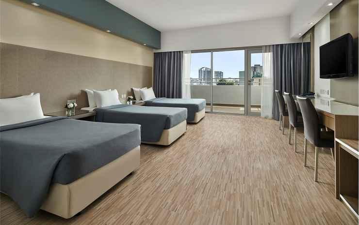 RELC International Hotel Singapore - Superior Triple