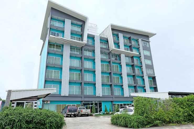 EXTERIOR_BUILDING Krabi Hipster Hotel