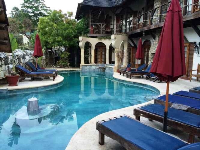 SWIMMING_POOL Tropicana Castle Dive Resort