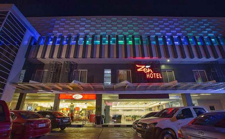EXTERIOR_BUILDING Isabela Zen Hotel