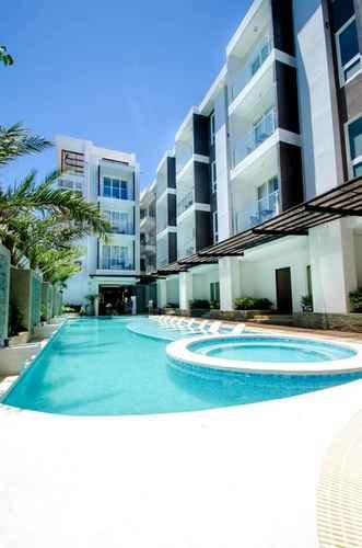 SWIMMING_POOL Boracay Haven Suites