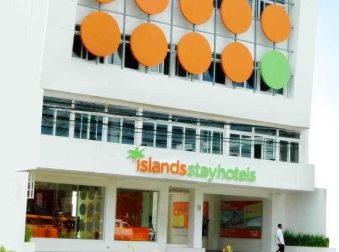 EXTERIOR_BUILDING Islands Stay Hotels - Mactan