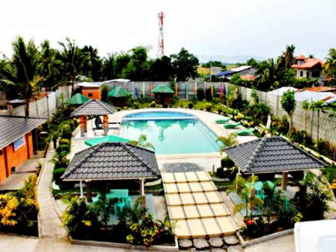 SWIMMING_POOL Diocita's Hotel - Dubinan