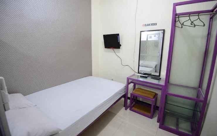 Budget Room near Universitas Airlangga Surabaya (K98) Surabaya - Single Bed (pasangan butuh bukti nikah)