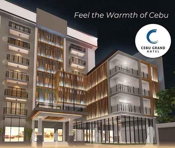 EXTERIOR_BUILDING Cebu Grand Hotel