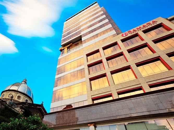 EXTERIOR_BUILDING Ramada Manila Central