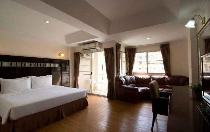 LK Mansion Chonburi - Deluxe Double Room